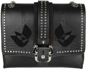 Paula Cademartori carine Love Shoulder With Small Studded Leather