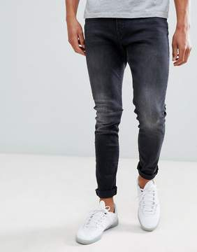 Esprit Skinny Fit Jeans In Black