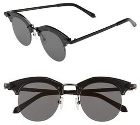Karen Walker Women's Superstars - Felipe 57Mm Sunglasses - Black