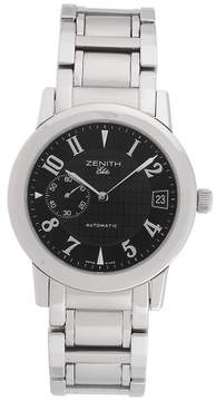 Zenith Port Royal Elite 01/02.0451.680 Stainless Steel 37mm Mens Watch