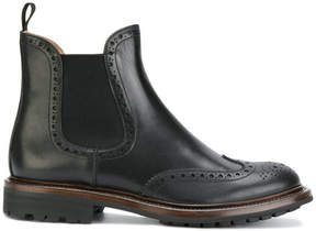 Church's slip-on boots with low heel