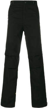 MHI embroidered cargo pants
