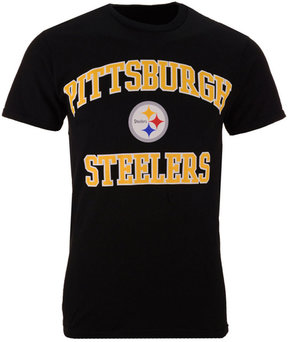 Majestic Men's Pittsburgh Steelers Heart and Soul T-Shirt