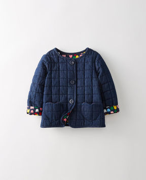Hanna Andersson Reversible Quilted Jacket