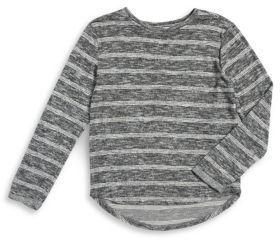 Dex Girl's Hi-Lo Sweater