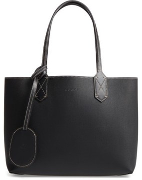 Gucci Small Turnaround Reversible Leather Tote - None - ONE COLOR - STYLE