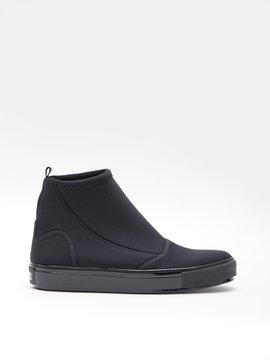 Marni Neoprene Sneaker Boot Black Size: EU 38