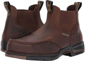 Georgia Boot Athens 5 Moc Toe Chelsea Men's Work Boots