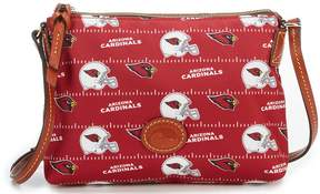Dooney & Bourke NFL Arizona Cardinals Cross-Body Bag - RED - STYLE