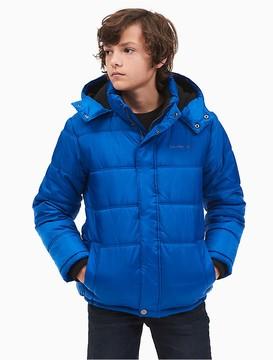 Calvin Klein Jeans Boys Polar Fleece Jacket