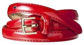 Merona Women's Patent Skinny Belt