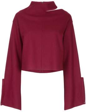 Aula cut-out detail jumper