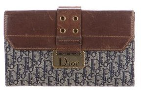 Christian Dior Diorissimo Continental Wallet