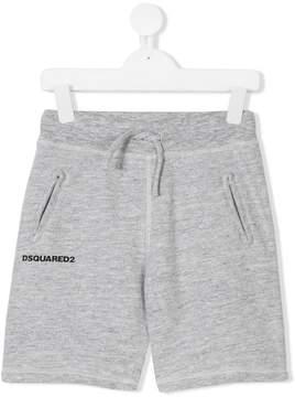 DSQUARED2 drawstring waist shorts