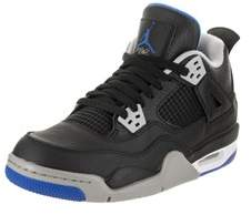 Jordan Nike Kids Air 4 Retro Bg Basketball Shoe.