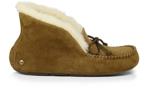 Sole Society Alena suede moccasin