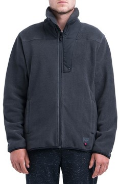 Herschel Men's Fleece Zip-Up