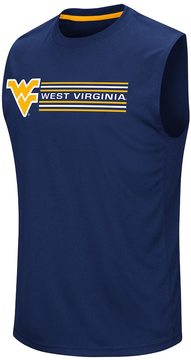Colosseum Men's Campus Heritage West Virginia Mountaineers Circuit Muscle Tee