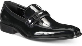 Kenneth Cole Reaction Men's News Patent Leather Moc-Toe Loafers Men's Shoes