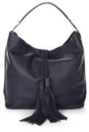 Rebecca Minkoff Isobel Leather Hobo Bag - MOON - STYLE