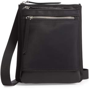 Lodis Los Angeles Zora Nylon & Leather Crossbody Bag