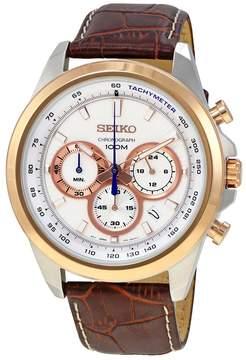 Seiko Neo Sports Two-tone Chronograph Men's Watch