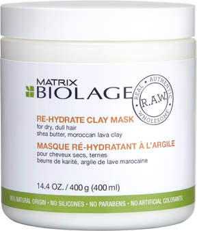 Matrix Biolage R.A.W. Re-Hydrate Clay Mask