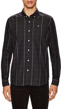 Victorinox Men's Rothaus Checkered Sportshirt