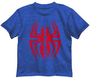 Marvel Boys 4-7 Spider-Man Graphic Tee
