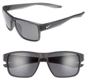 Men's Nike Essential Venture 59Mm Sunglasses - Matte Anthracite
