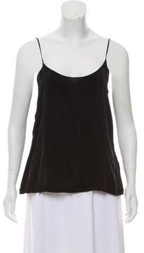 Anine Bing Sleeveless Asymmetrical Top