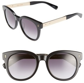 Bobbi Brown Women's The Hannah 50Mm Gradient Sunglasses - Black/ Gold