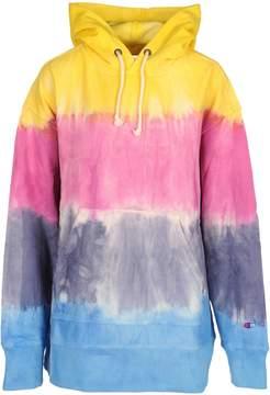 Champion Reverse Wave Felpa Cap Tie Dye