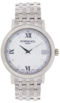 Raymond Weil Toccata 5593-st-00658 Stainless Steel 34mm Mens Watch