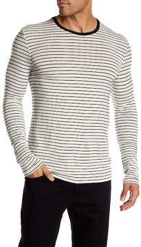 ATM Anthony Thomas Melillo Long Sleeve Striped Tee