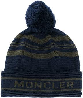 Moncler pompom hat