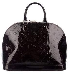 Louis Vuitton Vernis Alma GM