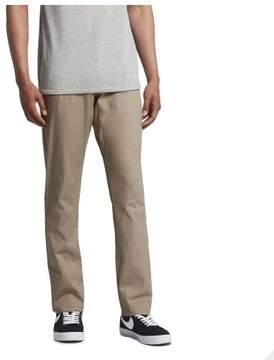 Nike Men's SB Flex Icon Chino Skateboarding Pants-Khaki-32
