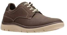 Clarks Men's Tunsil Plain Sneaker.