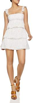 BCBGeneration Tiered Ruffled Dress