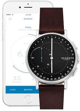 Skagen Men's Signature Connected Hybrid Smartwatch, 42mm