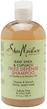 Shea Moisture Sheamoisture SheaMoisture Raw Shea & Cupuacu Frizz Defense Shampoo