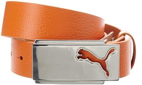 Puma Golf Men's Golf High Flyer Leather Belt