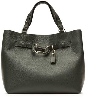Bleecker Structured Leather Tote