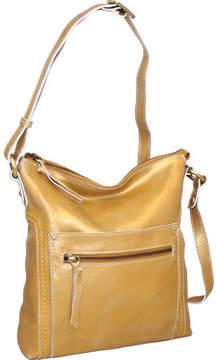 Nino Bossi Ebony Crossbody Bag (Women's)