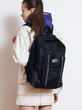 DAY Birger et Mikkelsen Reflective Logo Backpack Black