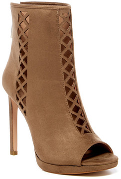 BCBGeneration Delaney Dream Peep Toe Bootie