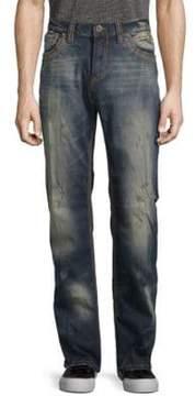 Affliction Cooper Fleur Travertine Slim Jeans