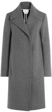 DKNY Coat with Oversized Collar