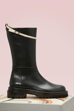 Marni Calf leather boots